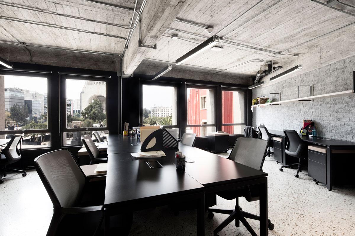 成都loft工业风格办公室装修设计「卓巧」成都工业风格办公室怎么装修图片