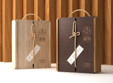 大米木盒包装设计 五谷杂粮包装设计 农产品包装设计公司