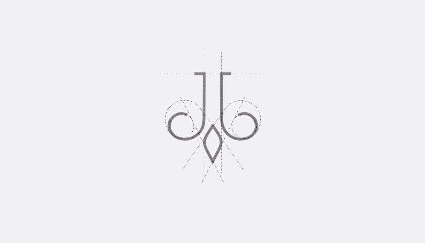 """中国十大婚纱摄影集团""""佳丽摄影""""logo升级设计"""