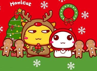 快乐的圣诞