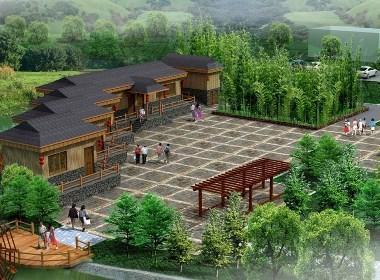 昆明农家乐设计/休闲农庄规划设计/精品庄园整体规划