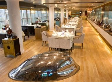 30海里创意海鲜餐厅施工
