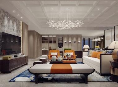 洛阳城里乐和府邸/有造设计