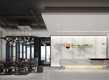 中寰石油办公室设计施工
