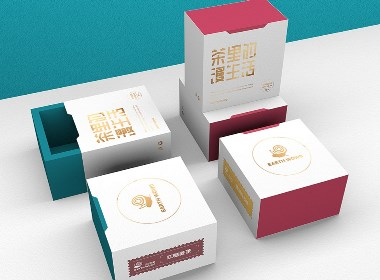 地球蜗蜗花果茶包装设计