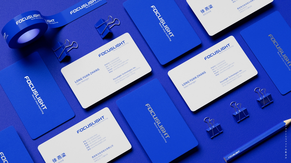 高鹏设计——品牌视觉形象升级