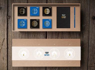 吉利汽车月饼盒包装设计方案