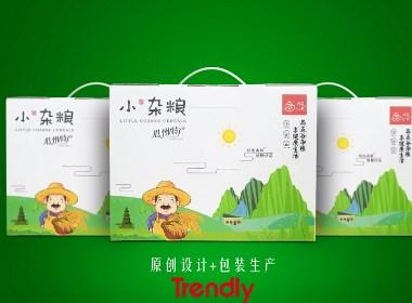 【杂粮包装】瓜州特产小杂粮五谷养生包装(5*220g)