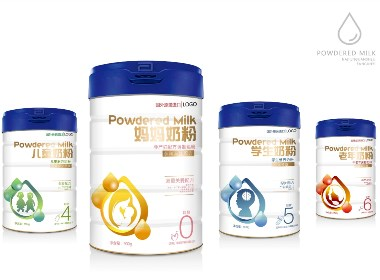 【奶粉包装】英通谷百货奶粉包装设计+包装生产