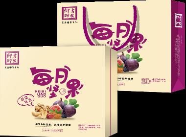 【坚果包装】新疆巾帼圣惠坚果包装设计+包装生产
