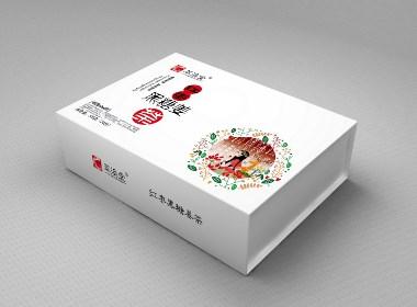 高档姜茶包装