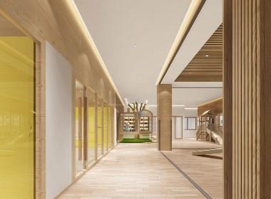 卓蒙国际早教中心设计装修图