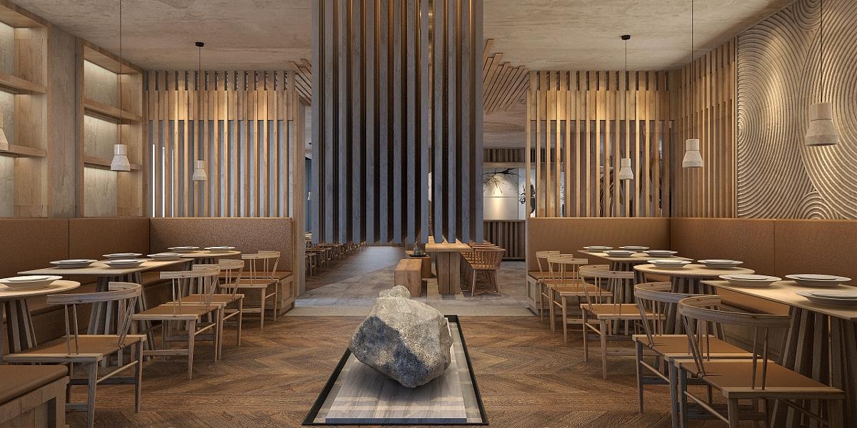 杭州清蝉酒店咖啡厅设计