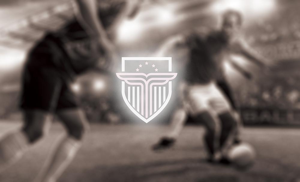 途运足球队 队标设计
