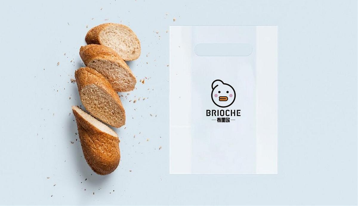 面包店品牌VI设计