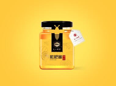 蜂蜜包装(标签)设计