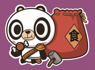 熊猫吉祥物