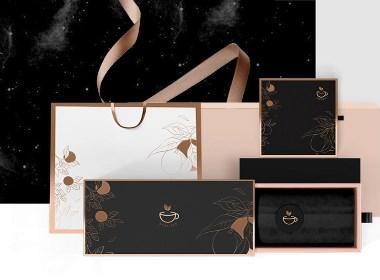 原创花茶品牌系列包装设计/ logo设计 - 青柚设计原创出品