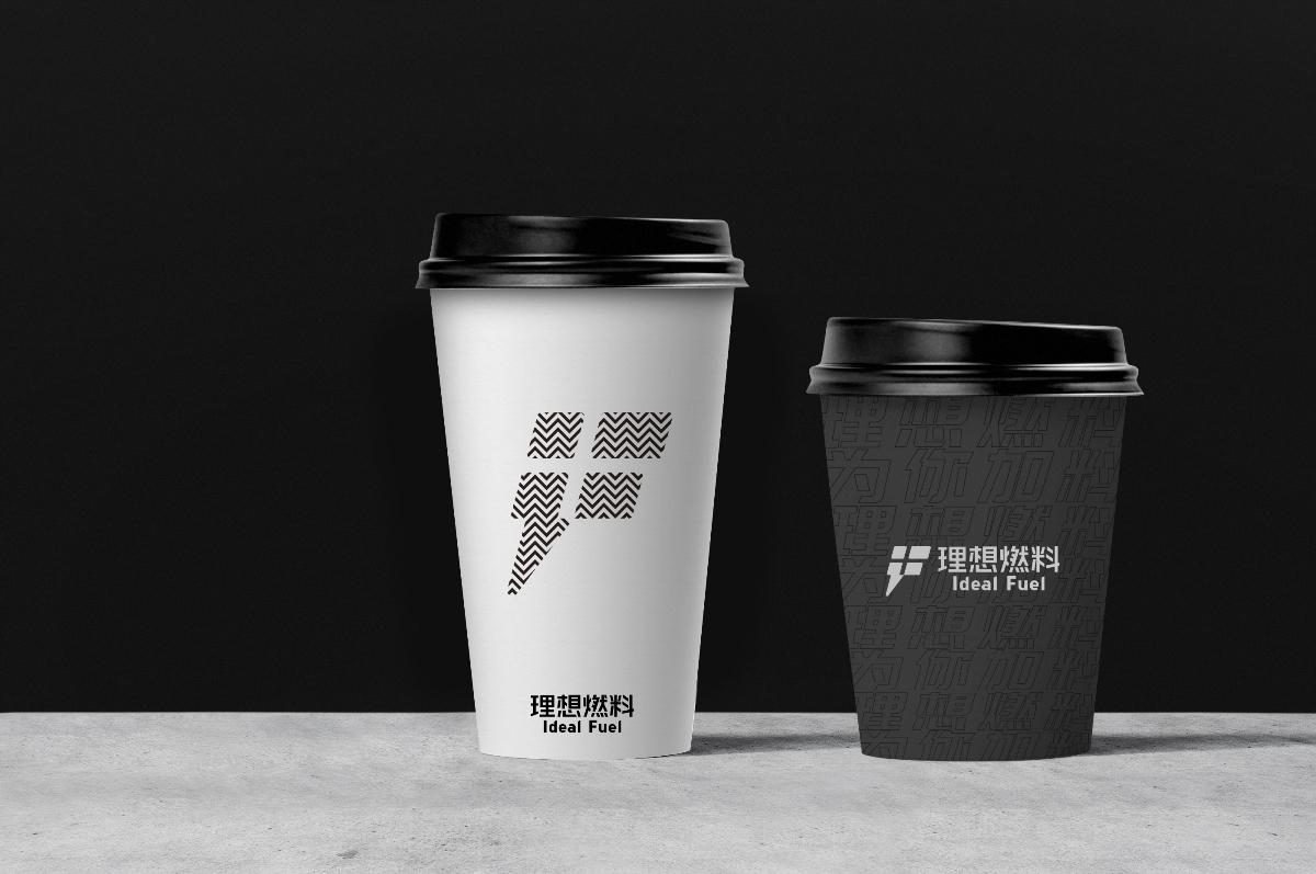 Ideal Fuel 品牌视觉设计