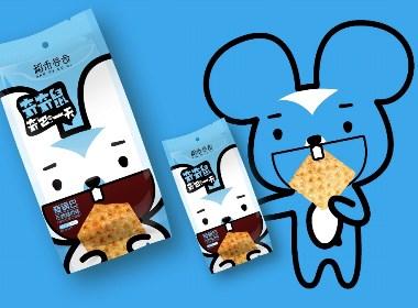 奇奇鼠品牌IP&包装