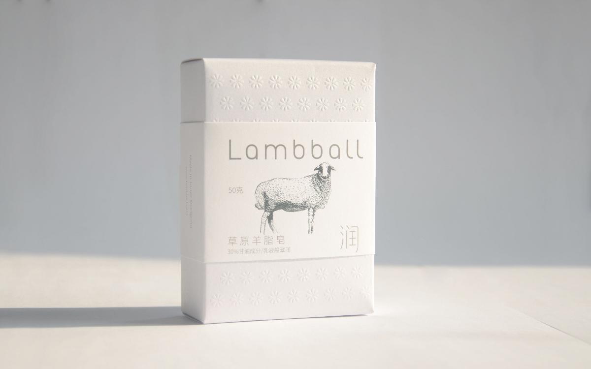 lambball羊脂皂