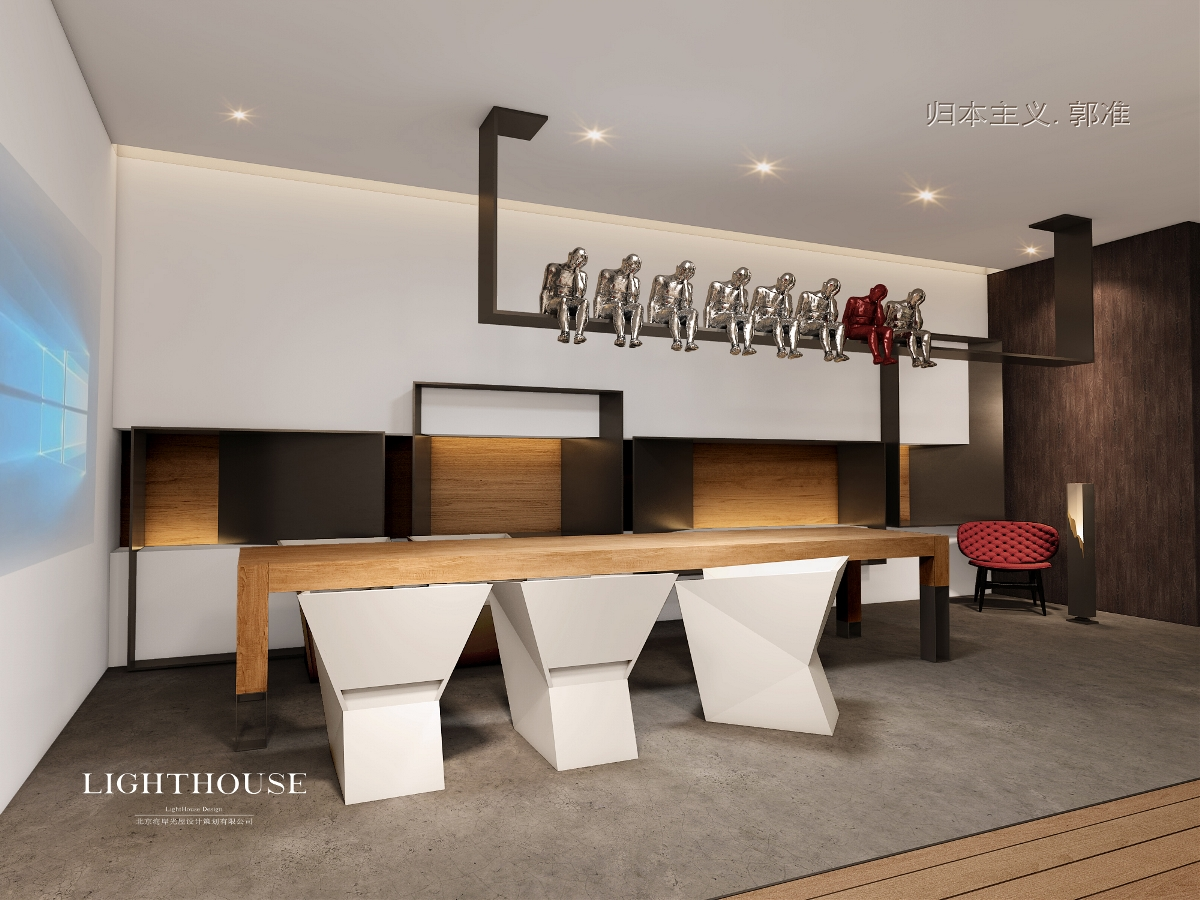 LIGHTHOUSE酒店设计 | 归隐酒店第二期