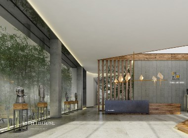 "LIGHTHOUSE | 在 ""院子""里雕刻时光——绵阳田里酒店"