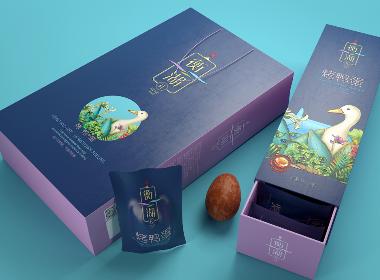 衡湖礼烤鸭蛋——徐桂亮品牌设计