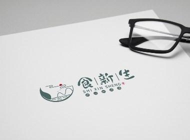 Trendly项目案例|食新生品牌视觉设计