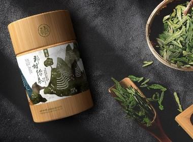 邓村绿茶・产品包装设计