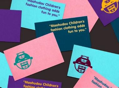 童装品牌设计----盐城汤姆葛品牌包装全案策划&设计