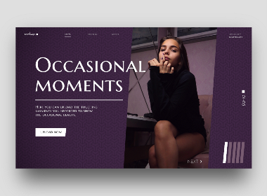 WEB DESIGN - 网页设计 - 2