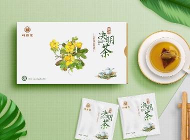 原创代用茶包装设计/ 包装设计/品牌设计/领秀营销策划原创出品