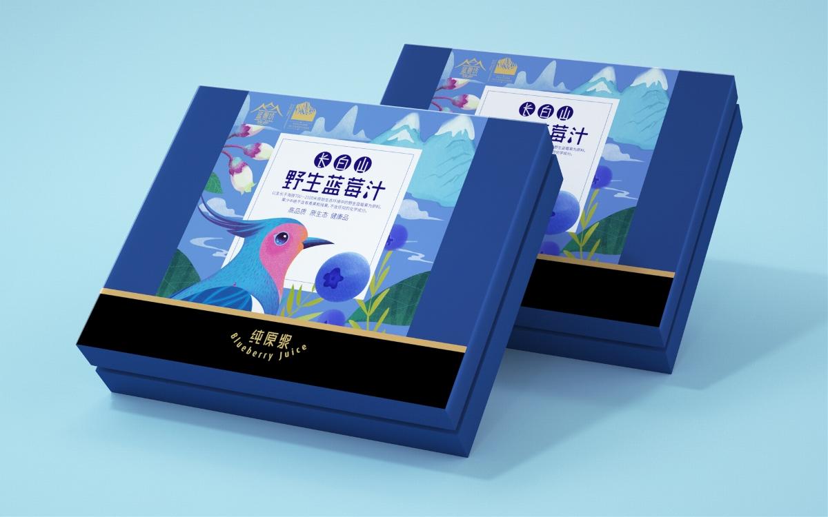 """""""蓝景坊""""丨新礼盒包装"""