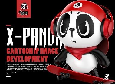 霹雳熊猫-卡通IP形象全案