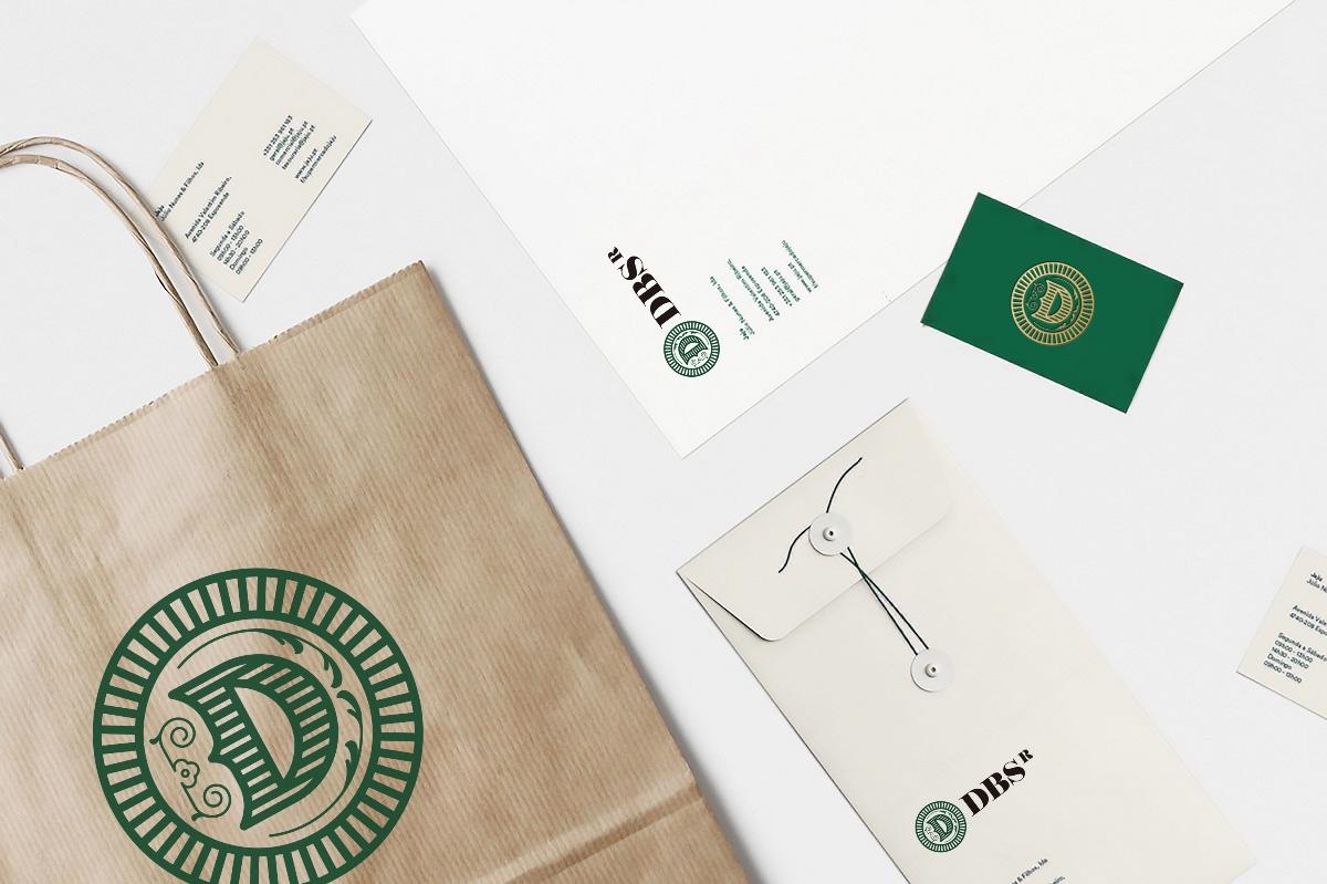 【金鹏品牌作品】德佰斯进口超市品牌设计