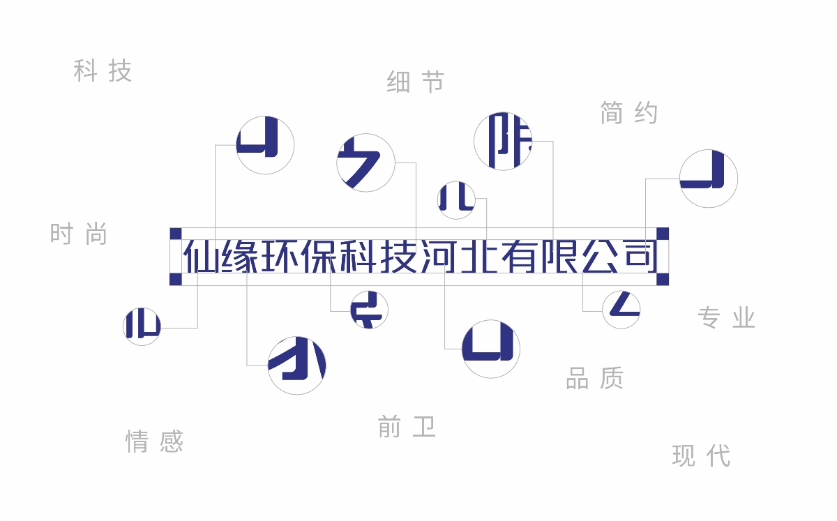 仙缘环保品牌设计