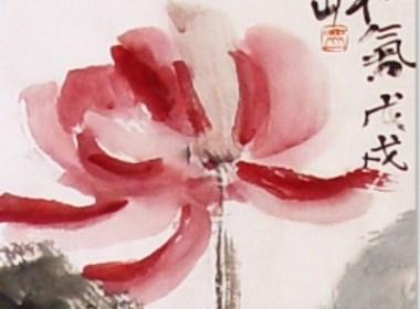 人间四月芳菲尽,山寺桃花始盛开。