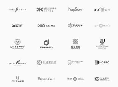 2018商業logo集合