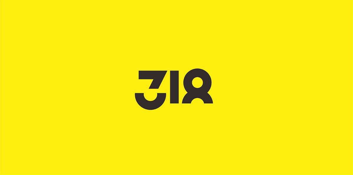 吉声科技-318智能骑行标志塑造-优华氏品牌设计出品