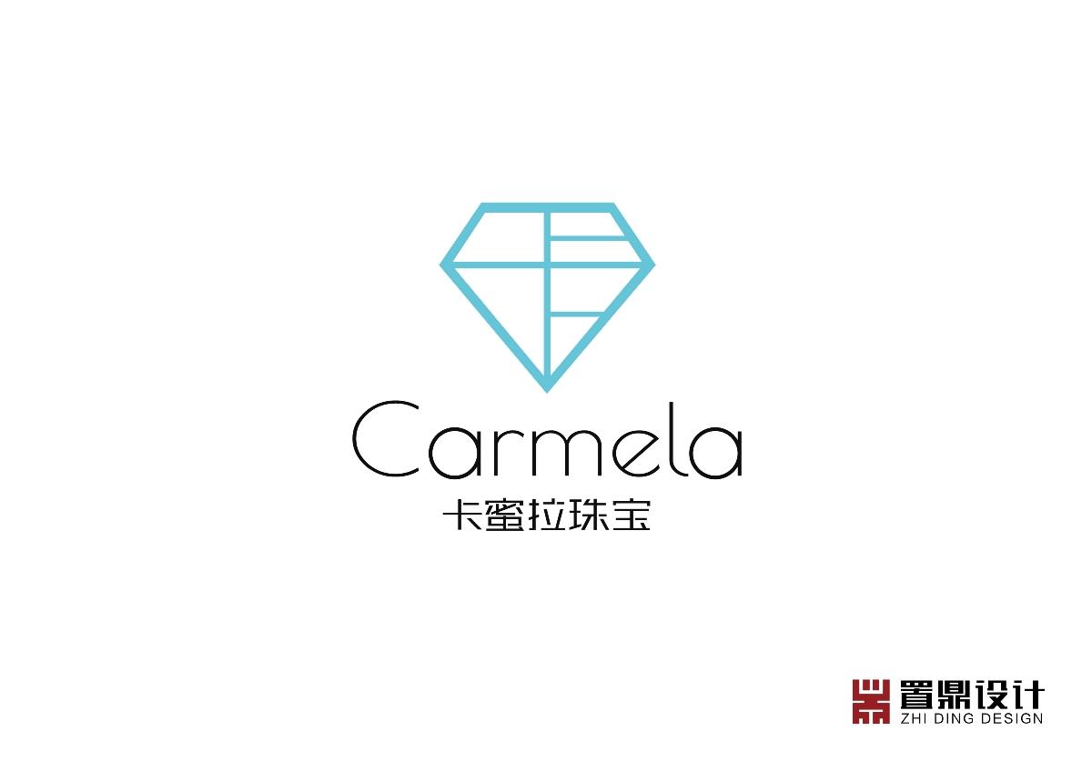 珠宝公司logo设计