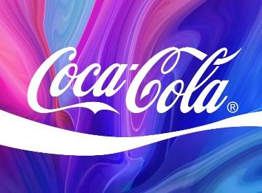 可口可乐 — 果味水・饮料包装设计