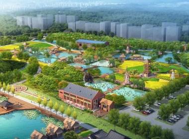 成都游乐场规划设计/成都水上乐园整体规划/成都主题公园设计