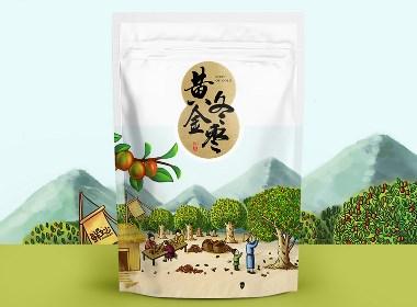 郑州本质品牌案例——黄金冬枣