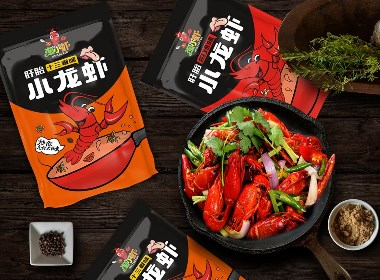 郑州本质品牌案例——淘小虾