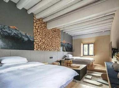 广西桂林民宿装修设计在这里让时间慢下来