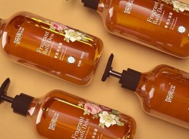 原创作品:护肤洗浴品牌logo及产品包装设计