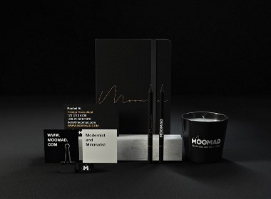 MOOMAD魔美设计 MOOMAD启用全新品牌识别