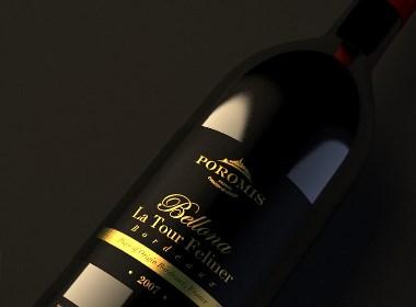 红酒包装设计 红酒logo设计 红酒品牌设计【广州领秀原创设计】