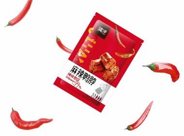 驥洋食品 | 標志設計、品牌規劃及包裝設計